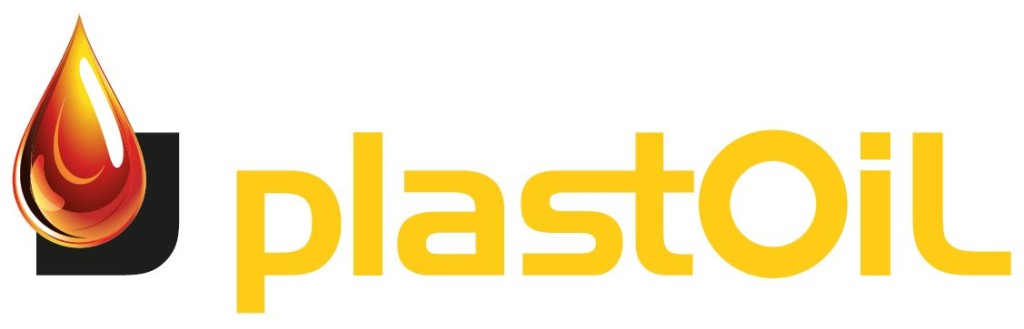Logo Plastoil White