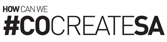 Together we can #cocreateSA