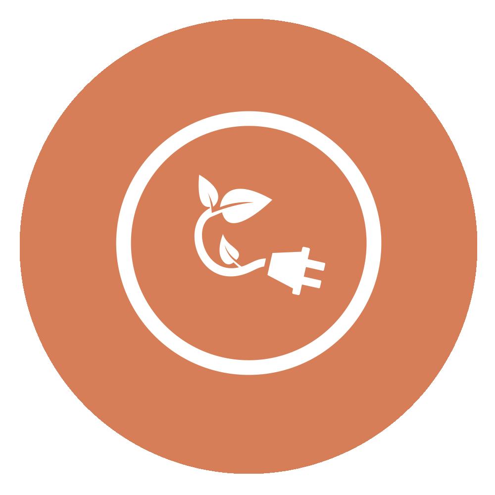 ENERGY bullet oranje