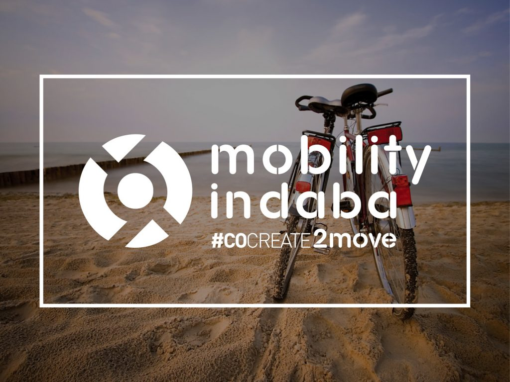 Mobility Indaba two bikes