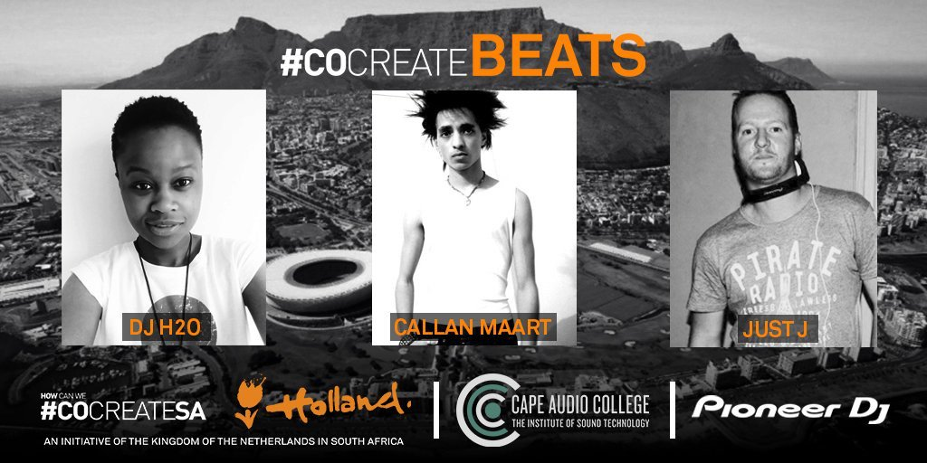 #cocreateBEATS winners