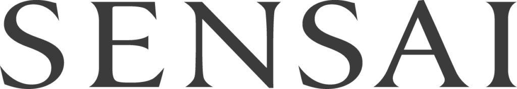 SENSAI logo black