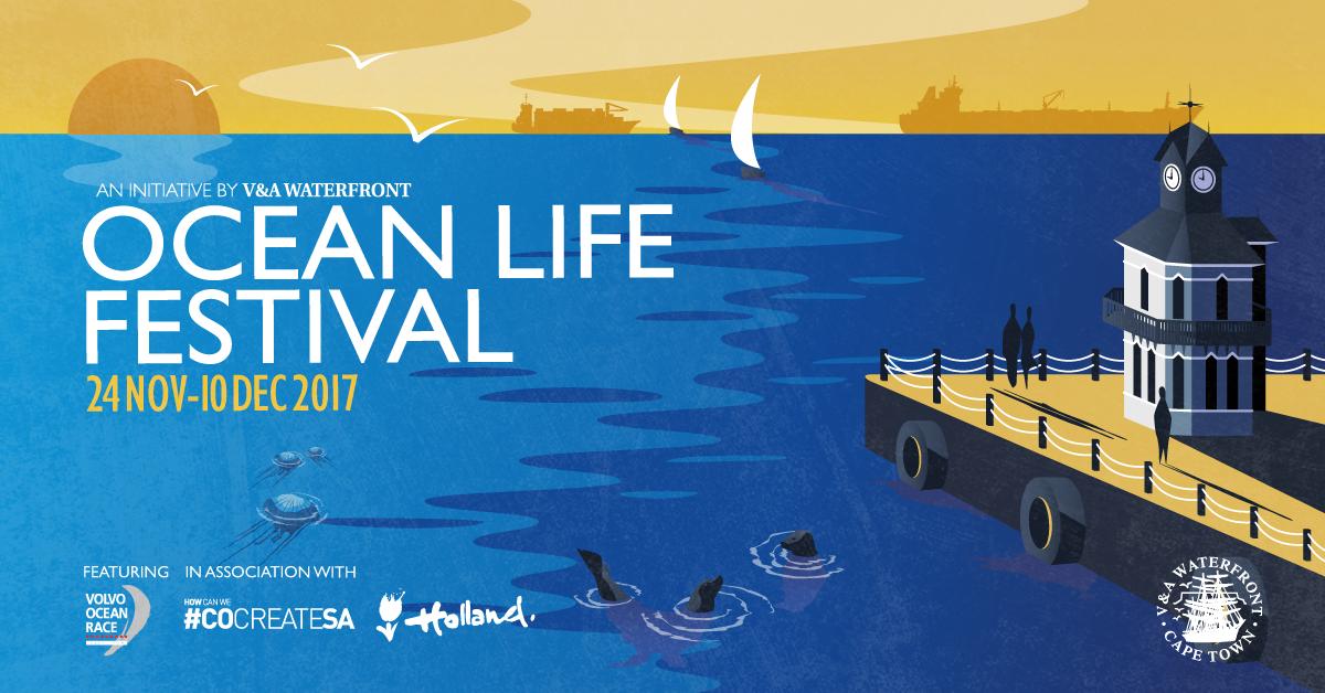 V&A Waterfront announces annual Ocean Life Festival